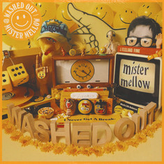 Washed Out - Mister Mellow Yellow Vinyl Edition