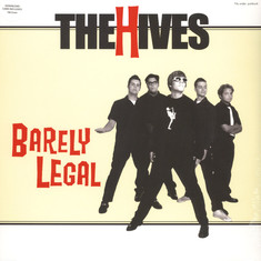 Hives,The - Barely Legal