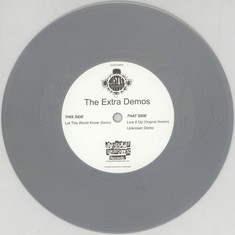 Mister Voodoo - The Extra Demos EP
