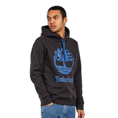Timberland - Basic Hoodie With Stacked Logo