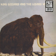 King Gizzard & The Lizard Wizard - Polygondwanaland Bone Colored Vinyl