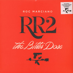 Roc Marciano - RR2 - The Bitter Dose Black Vinyl Edition