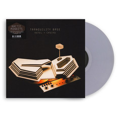 Arctic Monkeys - Tranquility Base Hotel & Casino Clear Vinyl Edition