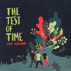 Time Machine - The Test Of Time Colored Vinyl Edition