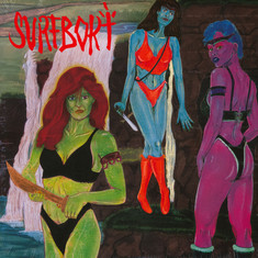 Surfbort - Friendship Music Black Vinyl Edition