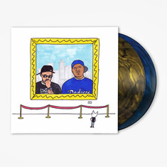People Under The Stairs - Sincerely, The P Colored Vinyl Edition