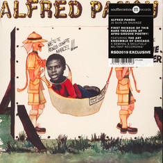 Alfred Panou & The Art Ensemble Of Chicago - Je Suis Un Sauvage Record Store Day 2019 Edition