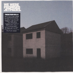 We Were Promised Jetpacks - These Four Walls: 10th Anniversary Edition
