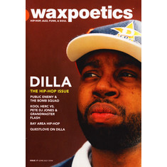 Waxpoetics - Issue 17 Paperback Reissue