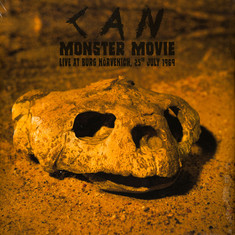 Can - Monster Movie Live At Burg Nörvenich 1969