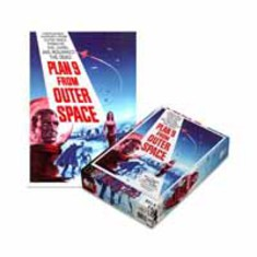 Plan 9 - Plan 9 From Outer Space - Plan9 From Outer Space (500 Piece Jigsaw Puzzle)