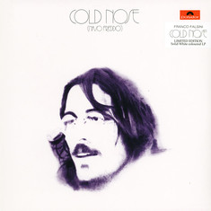 Franco Falsini - Cold Nose (Naso freddo) White vinyl Edition
